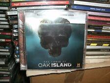 THE CURSE OF OAK ISLAND,TV SOUNDTRACK,2 DISCS,PLUS AUTOGRAPHED BOOKLET