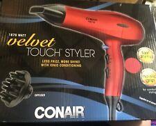 New Conair 1875 Watt Soft Touch Hair Styler