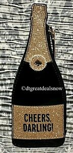 NWT Kate Spade Chestnut Street Champagne Coin Purse Patent Leather