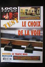 MODELISME FERROVIAIRE TRAIN MAGAZINE LOCO REVUE N° 665 de 2002