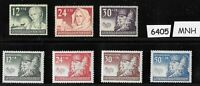 MNH Two Full stamp sets / 1940 German General Government Occupied WWII  Poland