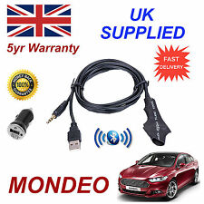 FORD MONDEO Integrated Bluetooth Music Module & 1.0A Power Adapter LG HTC ETC
