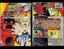 Dragon Ball GT: The Lost Episodes - Vol. 5: Activation (Brand New DVD, Uncut)