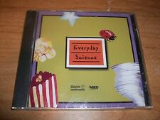 Bayer Everyday Science Information In The Kitchen Backyard Play & You CD NEW