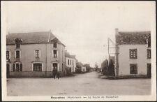 PLEUCADEUC (56) - La Route de Malestroit