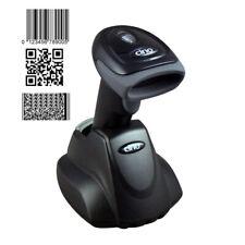 Funk Barcodescanner Cino A670BT USB 1D + 2D QR Code Datamatrix bis zu 100m