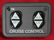 Rostra 250-9501 Cruise Control Ford F250 F350 E250 E350 w Dash Control Switch