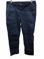 Isaac Mizrahi Women's TRUE DENIM Regular Colored Denim Ankle Jeans Size 14