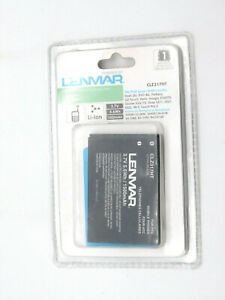 Lenmar CLZ317HT Cell Phone Battery HTC New in Package Free Ship 1 Day Handling