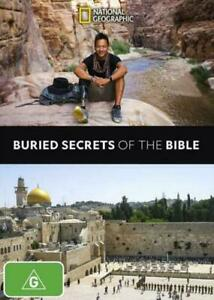 Buried Secrets of the Bible - DVD - Brand new sealed region 4