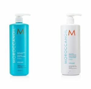 Moroccanoil Extra Volume Shampoo and Conditioner, 33.8 OZ each