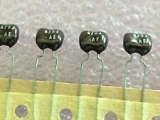 470pF 100V 5% Silver Mica   DM10 Capacitors lot of 100pc