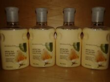 4x BATH and & BODY WORKS WHITE TEA and & GINGER BODY LOTION LARGE LOT RARE x4