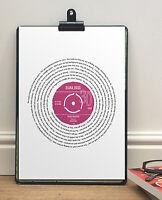 Home Leaving Gift Geordie Slang Places /& Phrases PrintNewcastle Birthday