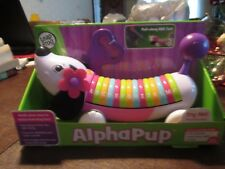 Leapfrog  Alphapup Learning Toy NIB