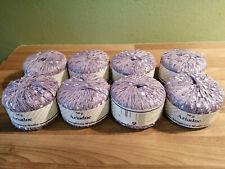 Junghans 400 g Flieder lila Ariadne Leitergarn/Bändchen Garn