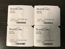 TransCore eGo Plus Mini Sticker RFID Tag (100 pk)