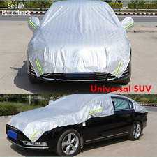 1x Car SUV Body Cover Sunshade Protector Winter Snow Ice Rain Dust Frost Guard