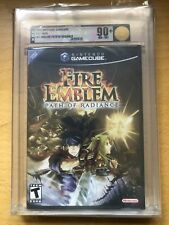 Fire Emblem Path Of Radiance Gamecube VGA Graded 90+ GOLD