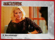 BATTLESTAR GALACTICA - Premiere Edition - Card #19 - A Revelation