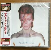 David Bowie ‎– Aladdin Sane TOCP-54075 GREAT ROCK ED MINT SEALED 99