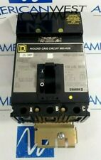 Square D Fh36015 3p 600v 15 Amp I Line Circuit Breaker Tested 50 In Stock