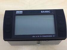 Beka BA488C serie pantalla de texto