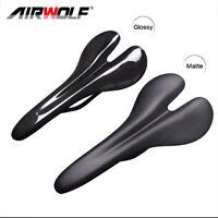 Full Carbon Fiber BIke Saddle-MTB & Road Bike Seat / Saddle - 3K Matte-27*13.5cm