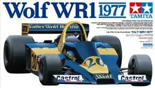 Tamiya 20064 1/20 Scale F1 Car Model Kit Walter Wolf Racing WR1 J.Scheckter '77