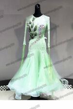 7a0785e2f6 Handmade Dance Dress Standard Ballroom Competition Dress Modern Waltz Tango