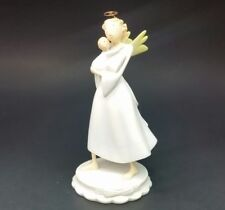 New, Rare & HTF, From Above, Guardian Angel figurine Demdaco Angel & baby infant