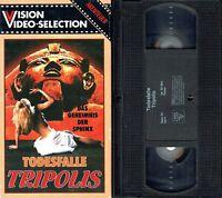 (VHS) Todesfalle Tripolis - Carola von Kayser, Joachim Hansen, Leonard Steckel