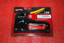 T59 T-59 ARROW FASTENER STAPLE GUN USES INSULATED STAPLES RG6 RG59 COAX CABLE #X