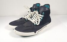 Steve Madden Dunphy High Top Mens Shoes Sneakers Black/White Size 8