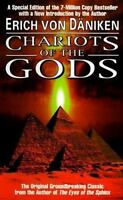 Chariots of the Gods by Erich von Däniken Paperback free usa shipping daniken