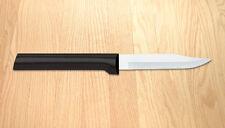 Rada Cutlery W201 Regular Paring - Black Handle Made In The Usa
