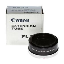 Canon Extension Tube / Zwischenring FL 25 für Canon FD mit OVP vom Händler