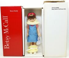"""Tonner Betsy McCall Starter Doll Brown Hair 10"""" Betsy's Family Collector Nrfb"""
