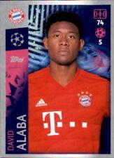 Champions League 19 20 2019 2020 Sticker 85 - David Alaba - FC Bayern München