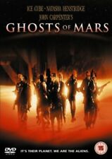 NEW John Carpenters - Ghosts Of Mars DVD