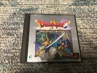 Dragon Quest IV  PS Playstation japan game japanese