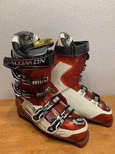 Salomon Impact 100 CS Mens Ski Boots 27 / 9 Mens