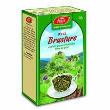 Brusture Root Herbal Tea Natural Organic Skin Body Cleanser 50g Bag