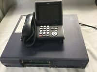 NEC SV8100 Phone System with ITL-320C-2A Handset