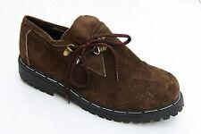 homme costume chaussures brogues EN CUIR NEUF brun foncé 41 42 43 44 45 46
