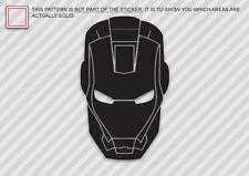 Ironman Sticker Die Cut Decal Self Adhesive Vinyl Iron Man