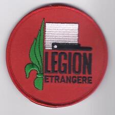 FRENCH FOREIGN LEGION PATCH - LEGION ETRANGERE