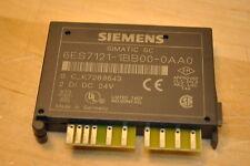 Siemens Simatic SC 6ES7121-1BB00-0AA0 Electronic SubModule