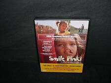 Smile Pinki A Real World Fairy Tale DVD Video Movie