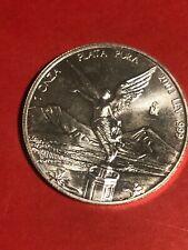 2003 Mo Mexico Silver 1 Oz .999 onza Libertad-